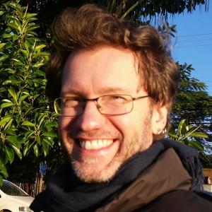 Foto Ernesto Seidl para currículo